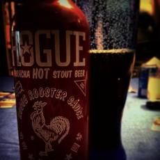 Rogue Sriracha Stout