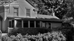 The Bank's Childhood Home